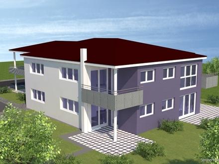 Moderne 3-Zimmerwohnung im schönen Aurach zu vermieten - Erstbezug
