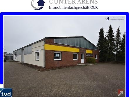 Werkstatt- und Lagerhalle in Wardenburg