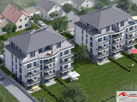 Erstbezug - 3-Zimmer-Neubauwohnung in PW-Neesen