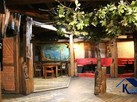 Ehemalige Erlebnisgastronomie mit Bar und Tanzlokal für Nachtschwärmer in Zeitz zu vermieten!