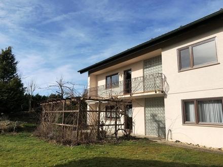 Gepflegtes und großzügiges Einfamilienhaus in ruhiger Wohnlage von Obersulm-Willsbach