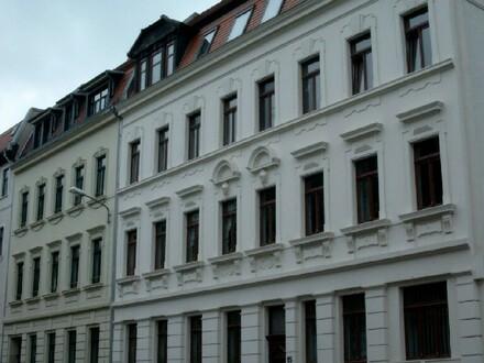 Leipzig, Alt-Lindenau: stilvolle Dachgeschoß-Wohnung im Denkmal!