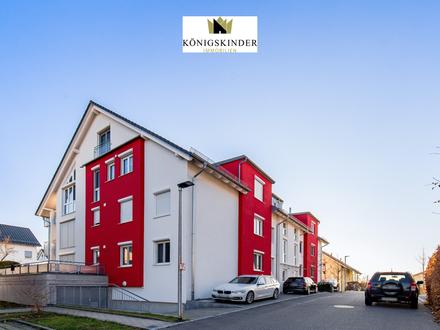 Sonnige 4-Zimmer Maisonette-Wohnung mit Balkon inklusive wunderschöner Aussicht
