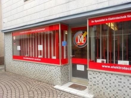 In der Stadtmitte von Giengen - Büroräume in der Fußgängerzone