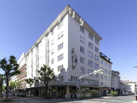 Klagenfurt - Innenstadt: Zentral gelegene 3-Zimmerwohnung im 5.OG