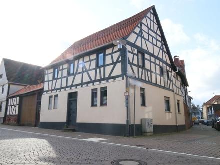 Gepflegtes Fachwerkhaus mit Flair in Reinheim