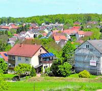 Kleinsteinhausen ist eine familienfreundliche Gemeinde mit Ideen