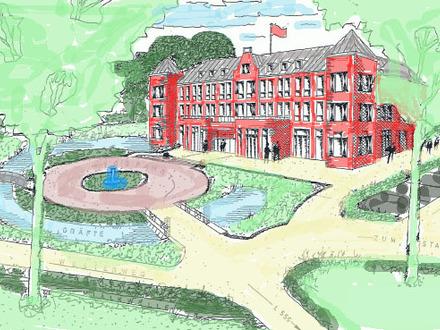 Hotelplanung im Außenbereich inkl. Baugenehmigung!