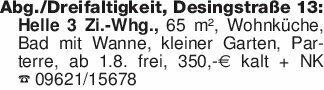 Abg./Dreifaltigkeit, Desingstr...