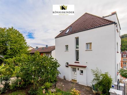 Wunderschönes 3-Familienhaus mit toller Lage in Stuttgart-Heslach