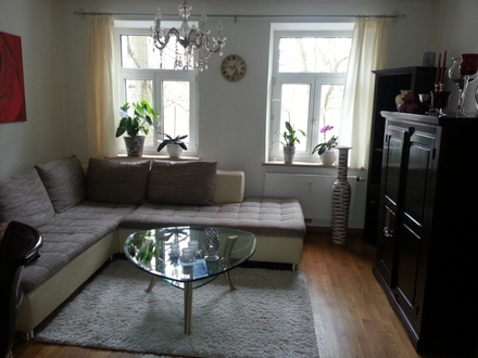 3 ZKB 68 m² sofort 490,- 150,- in Mehrfamilienhaus, ruhige Lage am Park/Lech,...