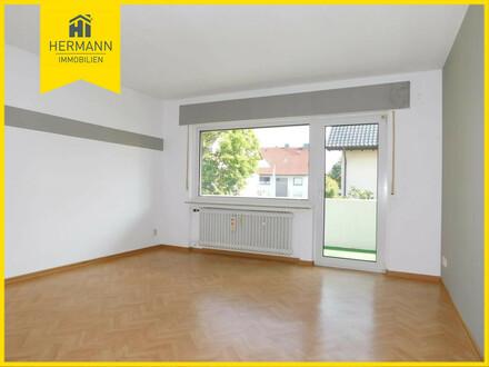 Schöne 2,5 Zimmerwohnung im Hochparterre in Langenselbold