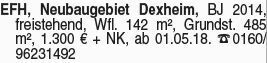Haus in Dexheim (55278)