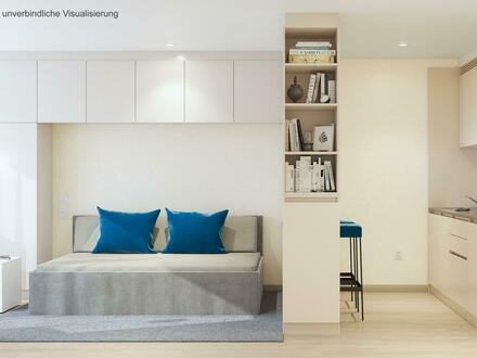 Das neue Parkview: Exklusiv mobliertes City-Apartment mit allem Komfort