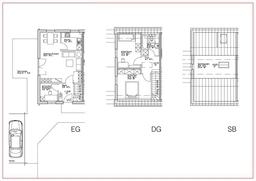 3,5 ZKB 74 m² frei 760,- 90,- Maisonette-Wohnung, LL-West, 74/23m2 Wfl/Nfl,...