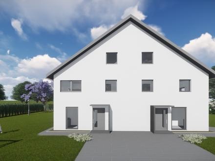 Neubau - Doppelhaushälfte in Lübbecke