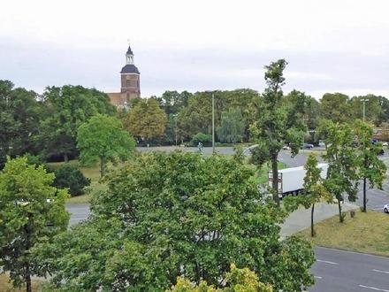 Altbau nahe der Altstadt Spandau - mit zwei Balkonen - einmal Weitblick, einmal ruhig