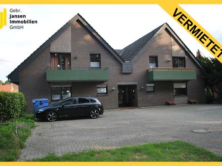 VERMIETET!!! Renovierte 2 ZKB Wohnung in zentraler Lage von Meppen!