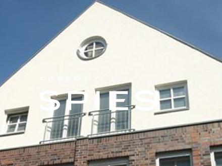Helle 3-4 Zimmer-Wohnung mit sonniger Dachterrasse in zentraler Lage!