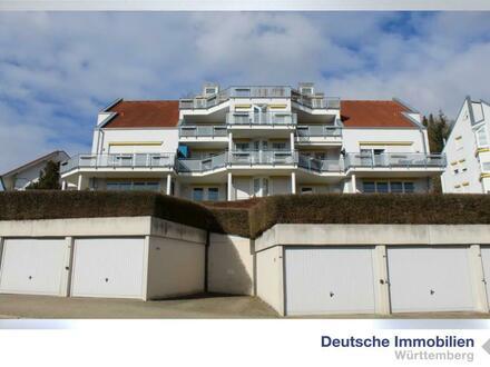 Frisch renovierte 2-Zimmer-Wohnung in Albstadt-Ebingen