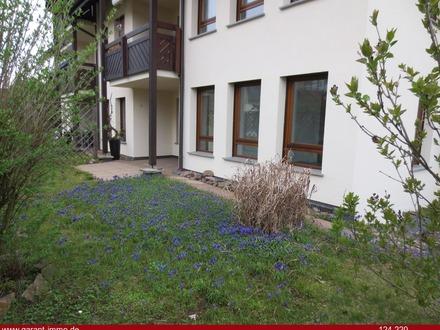 Achtung Gärtner! Erdgeschosswohnung mit eigenem Garten