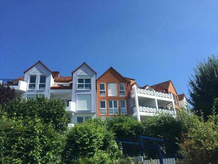 Schöner Wohnen über den Dächern von Idstein