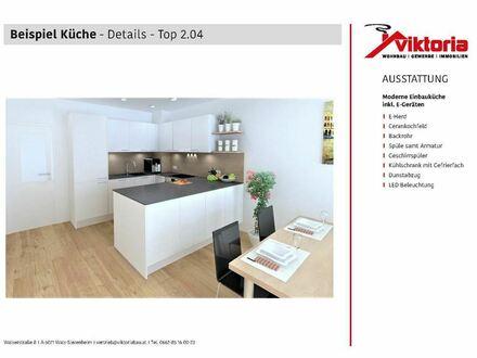 Neue 3-Zi. Wohnung in Itzling!