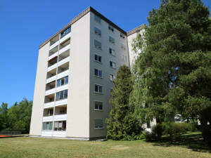 Attraktive 3 ½-Zimmer-Wohnung mit Süd-Balkon
