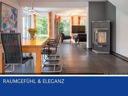 Wohnkomfort auf höchstem Niveau - ca. 270 m² Wfl. - 7 Zi. - mit parkähnlichem Garten
