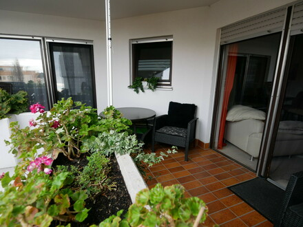 Schöne 2-Zimmer-Wohnung mit Balkon. Ideale Kapitalanlage!