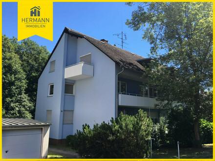 Renovierte 3 ZW im 6 FMH in Wiesbaden - mit Balkon