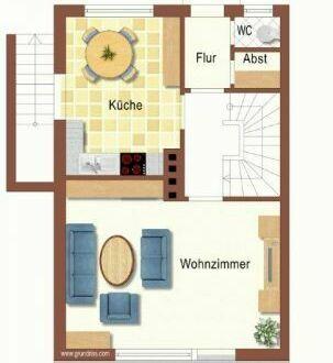 Moderne DHH in bevorzugter Wohnsiedlung für junge Paare oder Kleinfamilien