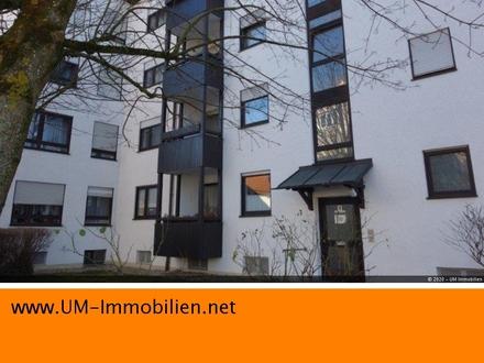 2 Zi. EG-Wohnung (Hochparterre) zentral in Altötting mit TG-Stellplatz