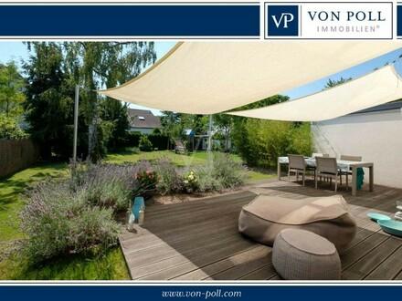 LUFT, LICHT & NATUR – Charismatischer Wohntraum mit hochwertiger Ausstattung und malerischem Garten