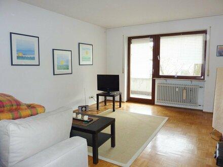 1-Zi.-Appartement mit Balkon in ruhiger, altstadtnaher Wohnlage von Ravensburg