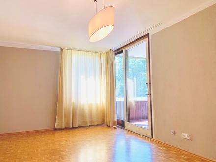 NEU! Ruhige WG bzw. 4-Zimmer Familienwohnung mit sonniger Loggia in Maxglan