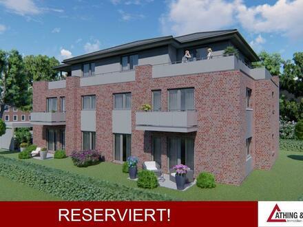Attraktive Penthouse Wohnung in zentraler Lage von Westerstede!