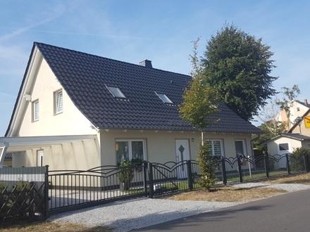 Schönes Einfamilienhaus am Großen Seddiner See - PROVISIONSFREI!