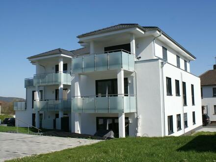Helle und stilvolle 4-Zi.-Neubauwohnung mit Balkon