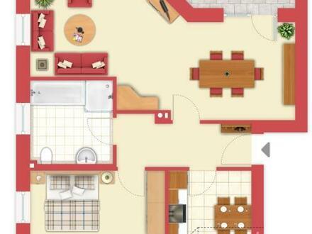 PROVISIONSFREI: Neubau-Eigentumswohnung im Wohnpark-Schortens (6.6)
