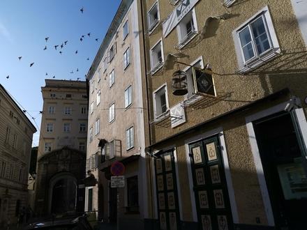 Maisonettewohnung in gepflegtem Altbau- zentrale Innenstadtlage am Mönchsberg