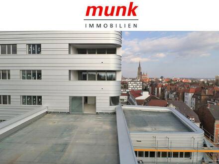 Faszinierende Fernblicke und moderne Lebensqualität! Terrassenwohnung im YPSILON