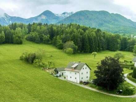 Familienhaus in idyllischer Lage in Lessach bei St. Jakob i. Rosental