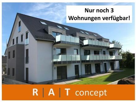 3 exklusive Neubau-Eigentumswohnungen