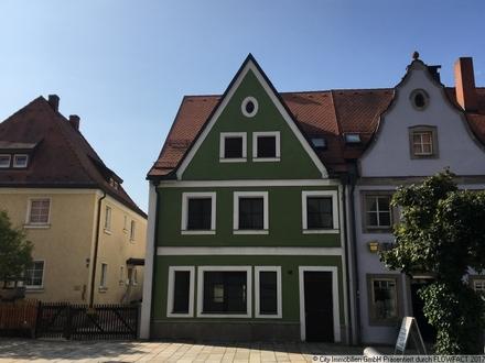 Vollständig zu entwickelndes Stadthaus sucht Investor!