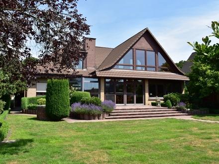 Sandkrug: Gepflegtes Einfamilienhaus mit liebevoll angelegtem Garten, Obj. 4773