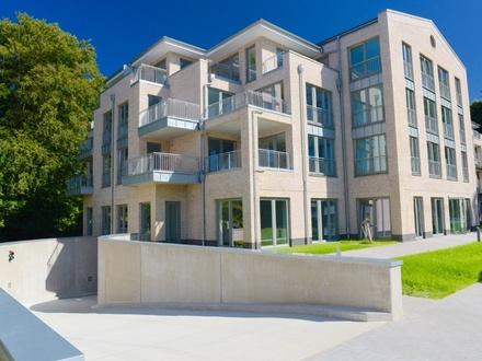 TFI: Moderne 2 Zimmer Wohnung mit Balkon und Fahrstuhl in Glücksburg!