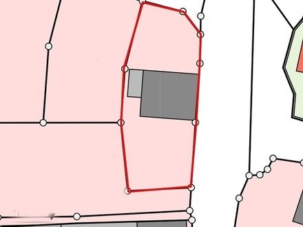 Grundstück mit Altbestand - ca. 601 m² - Manching/Pichl (vermietet)