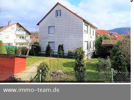 Zweifamilienhaus mit Ausbaupotential