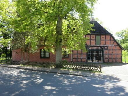 Einfamilienhaus mit Einliegerwohnung in Kirchlinteln mit großem Grundstück